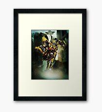 Bumblebee Framed Print