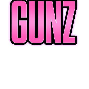 Gunz Shirt by RainbowMeteors