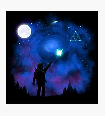 Tri-Force of Nature Photographic Print