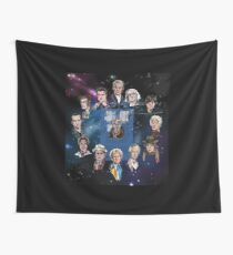 Lords of Time Wall Tapestry