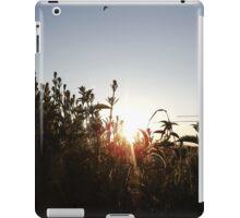 Canal Sunset iPad Case/Skin