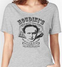 Houdini's Magic Shop Women's Relaxed Fit T-Shirt