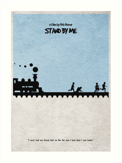 Stand by Me by geekmywall