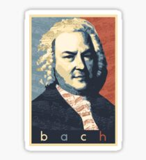 Bach Sticker