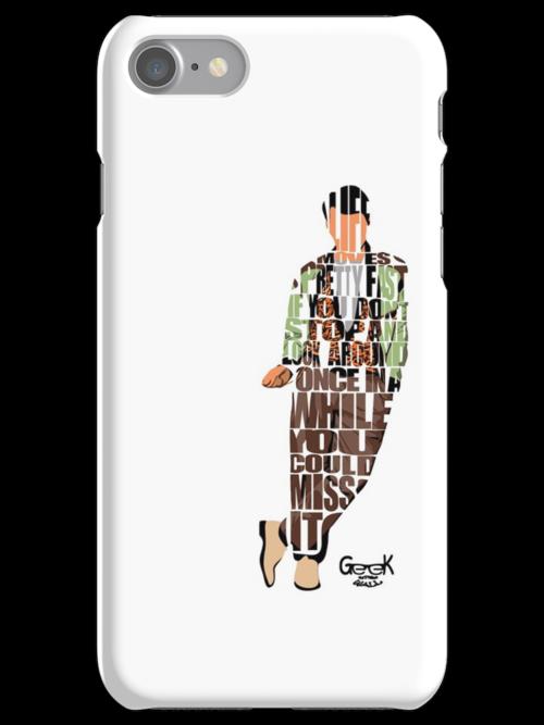 Ferris Bueller by Deniz Akerman