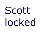 I am scottlocked by sophielamb