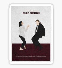 Pulp Fiction 2 Sticker
