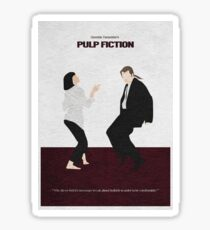 Pulp Fiction 2 Sticker