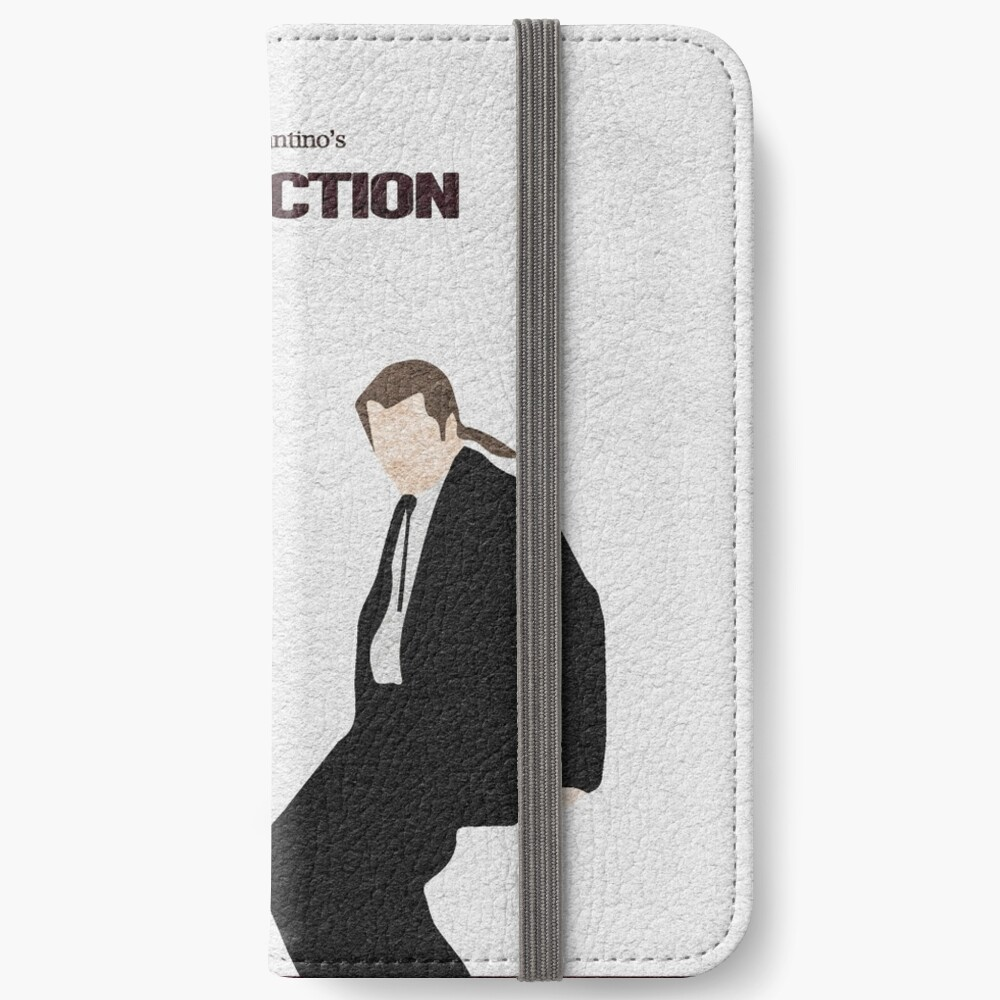 Pulp Fiction 2 iPhone Wallet