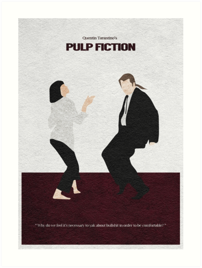 «Pulp Fiction 2» de A Deniz Akerman