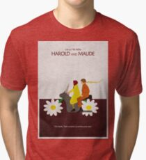 Harold and Maude Tri-blend T-Shirt