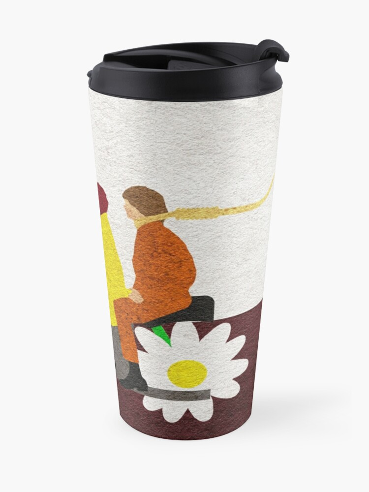 Alternate view of Harold and Maude Travel Mug