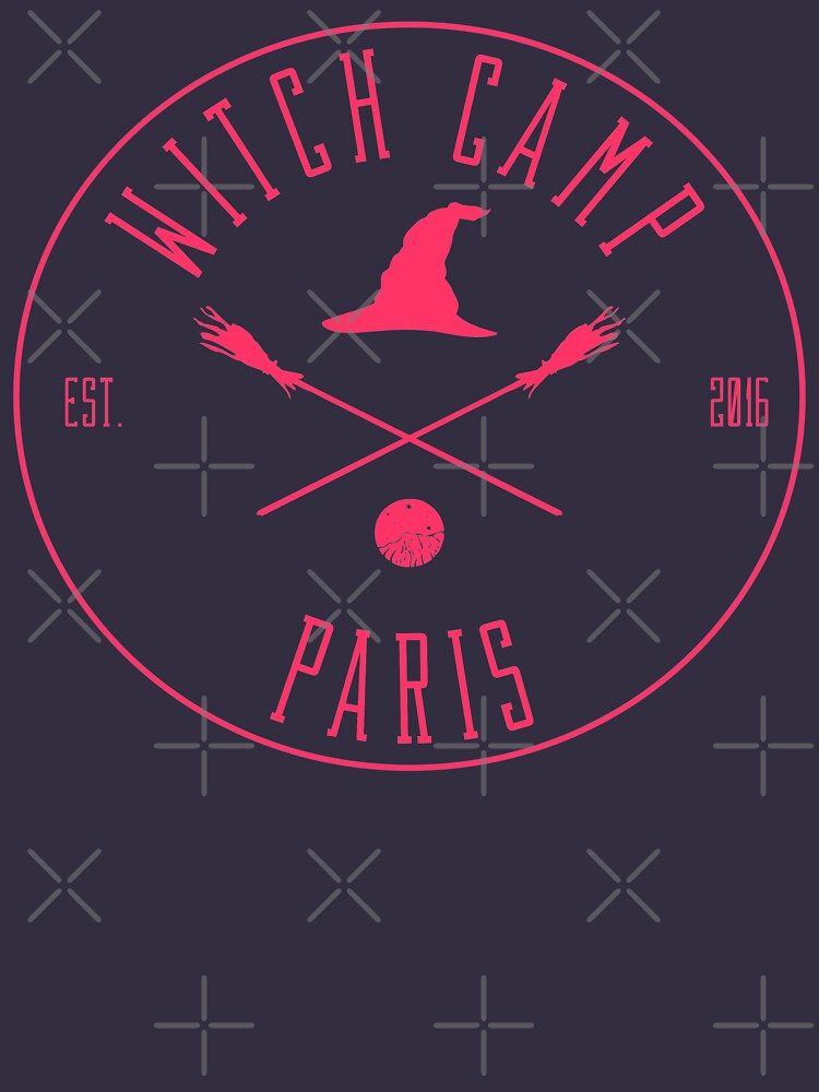 Witch Camp Paris (pink) by siyi