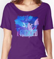 Trick-ed Women's Relaxed Fit T-Shirt