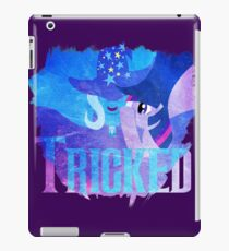 Trick-ed iPad Case/Skin