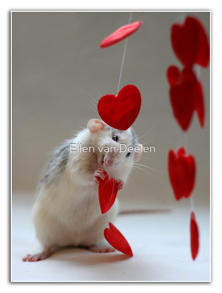 My heart belongs to you... by Ellen van Deelen