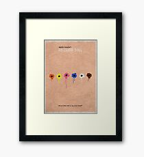 Reservoir Dogs Framed Print