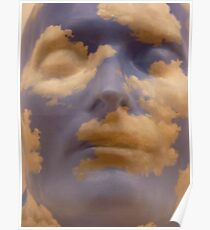 Rene Magritte - The Future Of Statues Poster