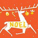 Reindeer Noel! by LordWharts