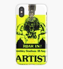 Roar In iPhone Case