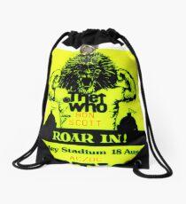 Roar In Drawstring Bag