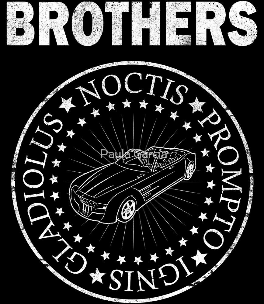 «Brothers» de Paula García