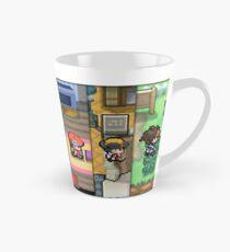 Evolución de los Entrenadores Pokémon Tall Mug