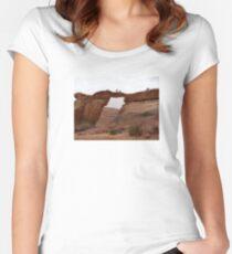 Wadi Rum, Jordan Women's Fitted Scoop T-Shirt