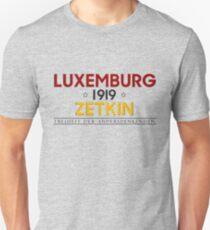 Rosa Luxemburg - Clara Zetkin - 1919  Slim Fit T-Shirt