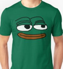 The Smuggest Pepe T-Shirt