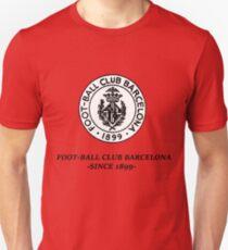 Football Barcelona Barça Vintage Unisex T-Shirt