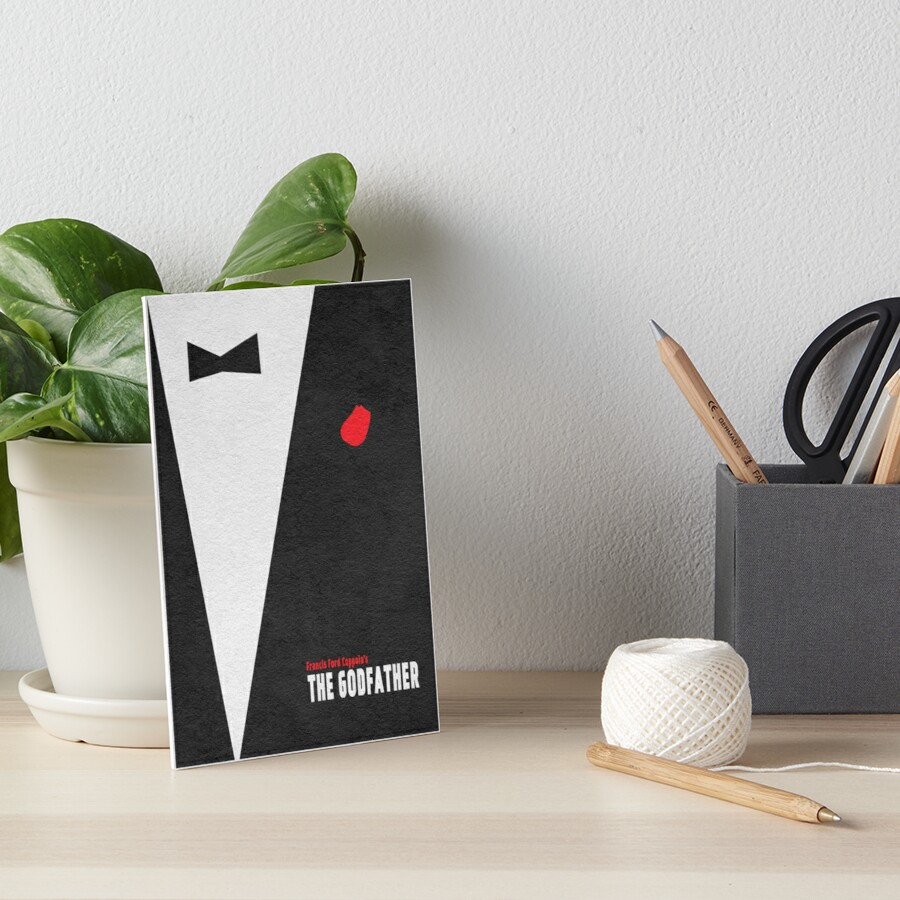 The Godfather by geekmywall