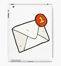 cartoon email iPad Case/Skin