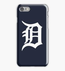 Detroit Tigers iPhone Case/Skin