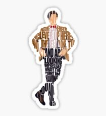 Eleventh Doctor - Doctor Who Sticker