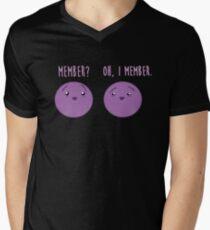 Member Berries : Member Berry Southpark Fanart Print Men's V-Neck T-Shirt
