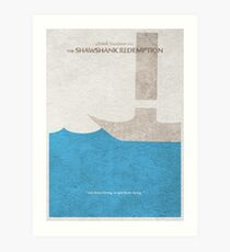 The Shawshank Redemption Art Print