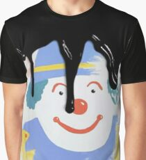 I might paint a picture of a clown Graphic T-Shirt