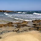 South Coast, Chrissi Island, Crete by Kasia-D