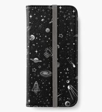 Space iPhone Wallet/Case/Skin