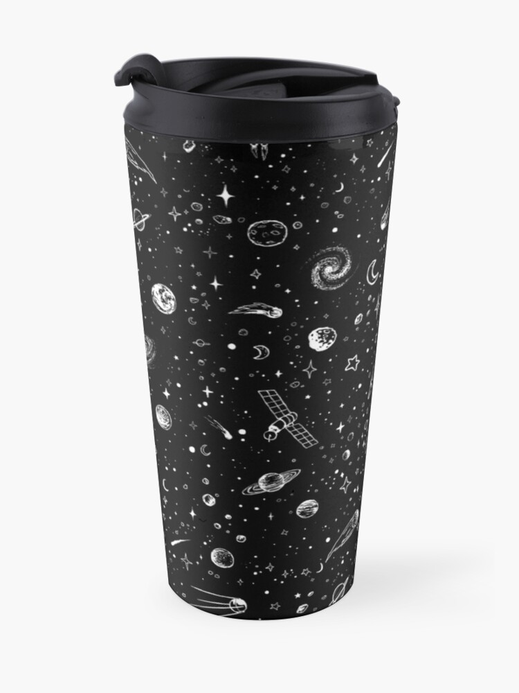 Alternate view of Space Travel Mug