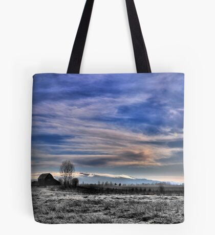 Early morning Oregon Tote Bag