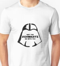 Schwartz Be With you Unisex T-Shirt