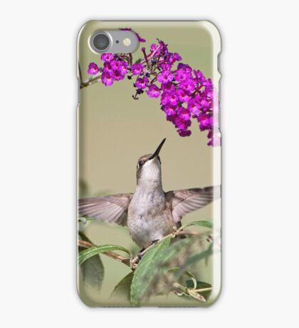 Little Garden Angel iPhone Case/Skin