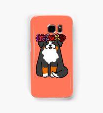Flower Crown Bernie Samsung Galaxy Case/Skin
