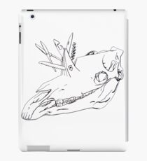 Swiss Army Unicorn iPad Case/Skin