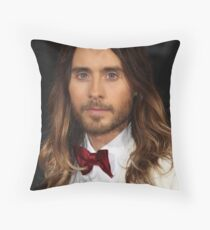 Jared leto Throw Pillow