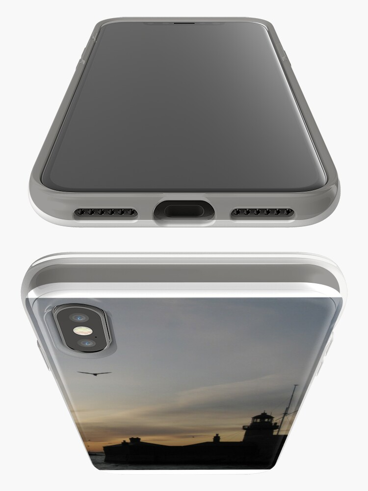 Alternate view of Dublin Bay Sunset iPhone Case & Cover