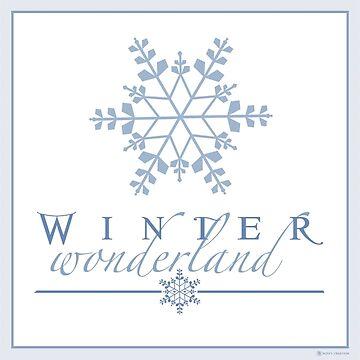Winter Wonderland by rosescreation