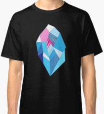 Bright pattern crystals Classic T-Shirt